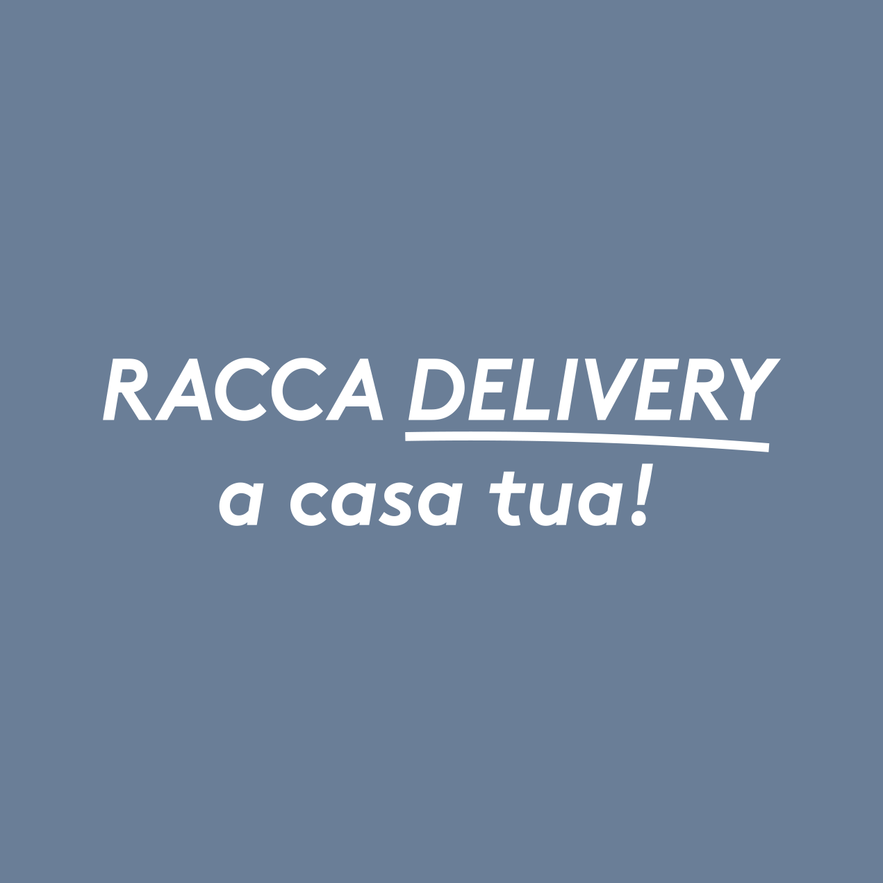 racca-delivery